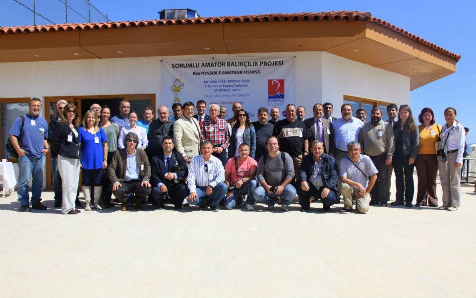 SAB Kaş 1. Paydaş - Uzman Toplantisi 2013