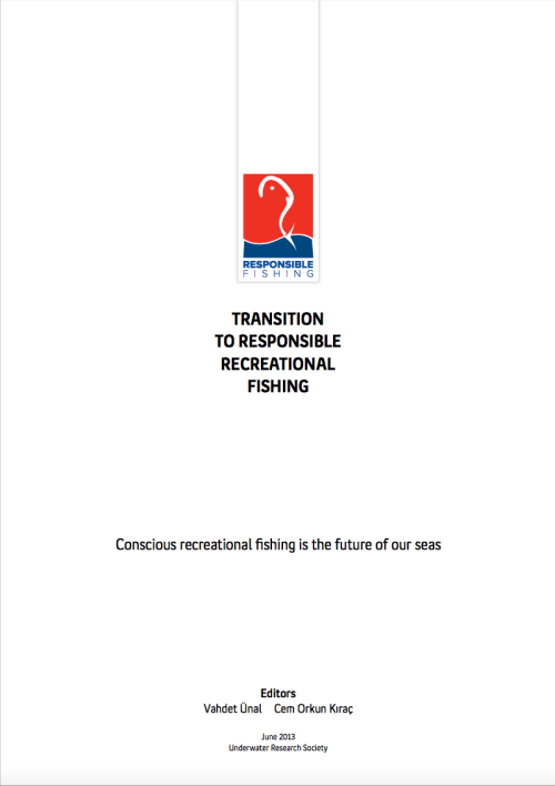 SAD EKOG Responsible Fishery in Turkey 2013